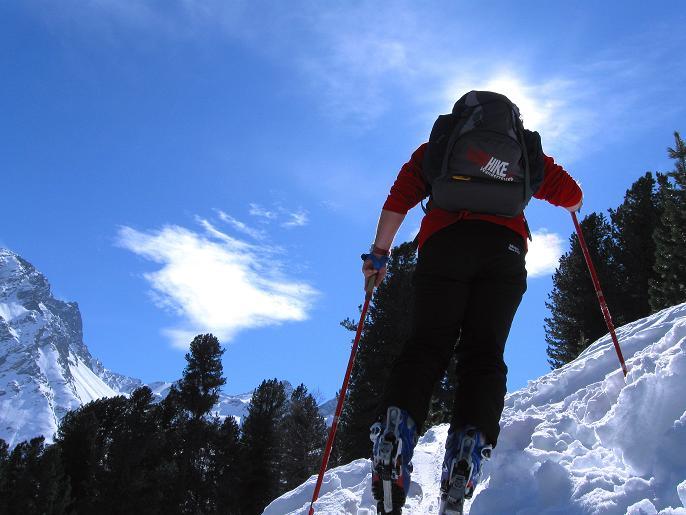 Foto: Andreas Koller / Ski Tour / Von Lüsens auf die Schöntalspitze (3008m) / 17.03.2011 20:53:14