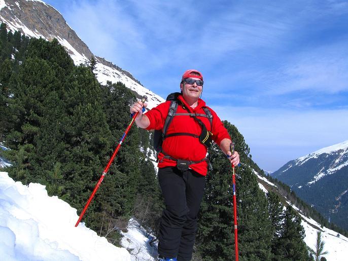 Foto: Andreas Koller / Ski Tour / Von Lüsens auf die Schöntalspitze (3008m) / 17.03.2011 20:53:01
