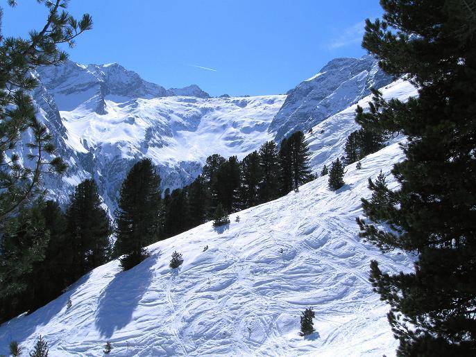 Foto: Andreas Koller / Ski Tour / Von Lüsens auf die Schöntalspitze (3008m) / 17.03.2011 20:52:54