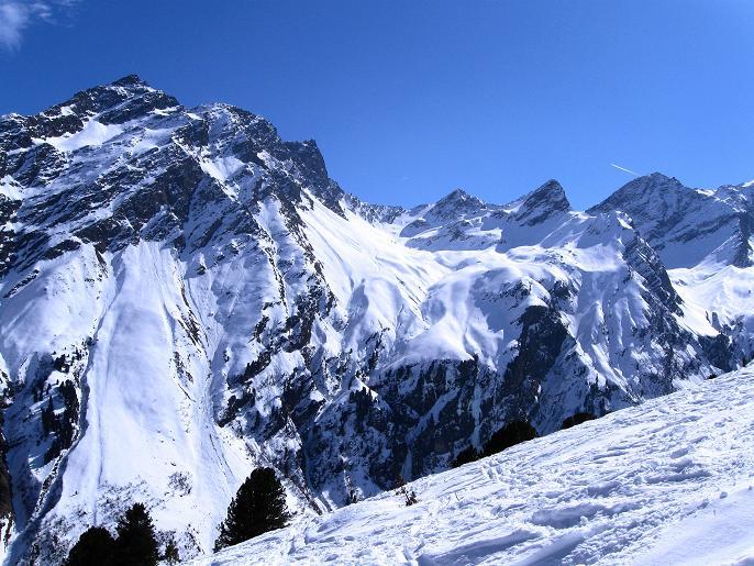 Foto: Andreas Koller / Ski Tour / Von Lüsens auf die Schöntalspitze (3008m) / 17.03.2011 20:52:34