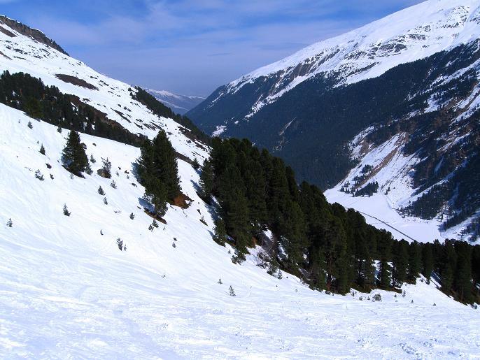Foto: Andreas Koller / Ski Tour / Von Lüsens auf die Schöntalspitze (3008m) / 17.03.2011 20:52:26