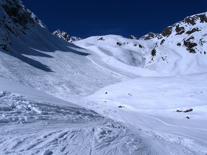 Foto: Andreas Koller / Ski Tour / Von Lüsens auf die Schöntalspitze (3008m) / Schöntal / 17.03.2011 20:52:07