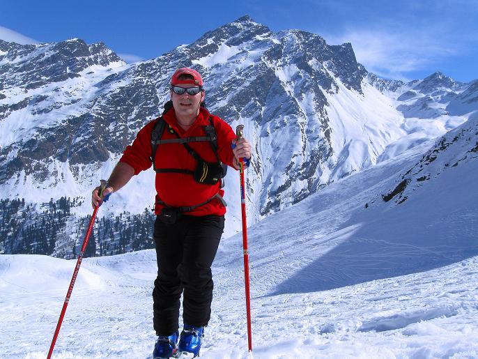 Foto: Andreas Koller / Ski Tour / Von Lüsens auf die Schöntalspitze (3008m) / 17.03.2011 20:51:55