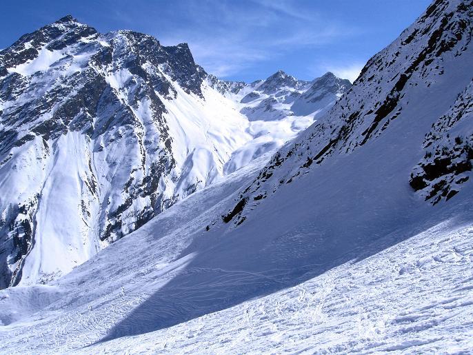 Foto: Andreas Koller / Ski Tour / Von Lüsens auf die Schöntalspitze (3008m) / 17.03.2011 20:51:35