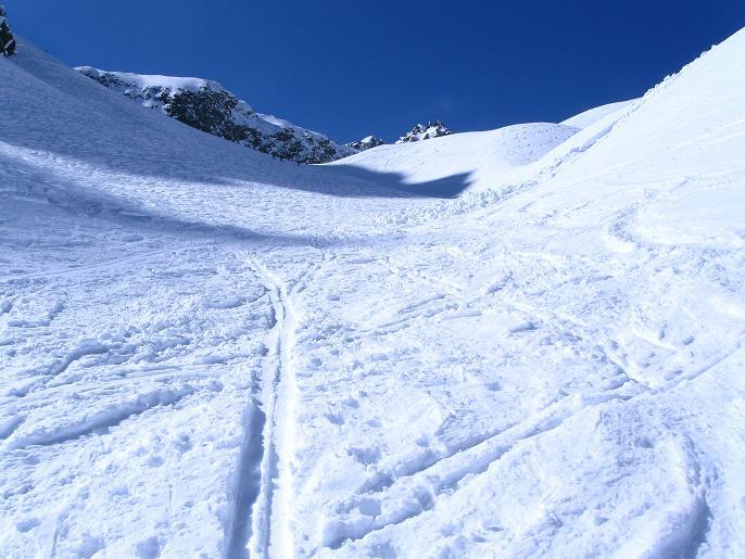 Foto: Andreas Koller / Ski Tour / Von Lüsens auf die Schöntalspitze (3008m) / 17.03.2011 20:51:24