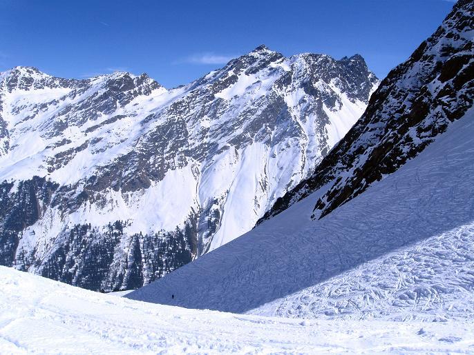 Foto: Andreas Koller / Ski Tour / Von Lüsens auf die Schöntalspitze (3008m) / 17.03.2011 20:51:09