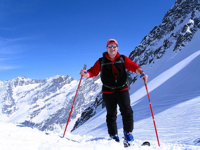 Foto: Andreas Koller / Ski Tour / Von Lüsens auf die Schöntalspitze (3008m) / 17.03.2011 20:51:03