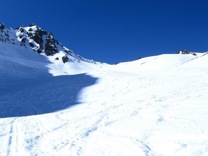 Foto: Andreas Koller / Ski Tour / Von Lüsens auf die Schöntalspitze (3008m) / 17.03.2011 20:50:50