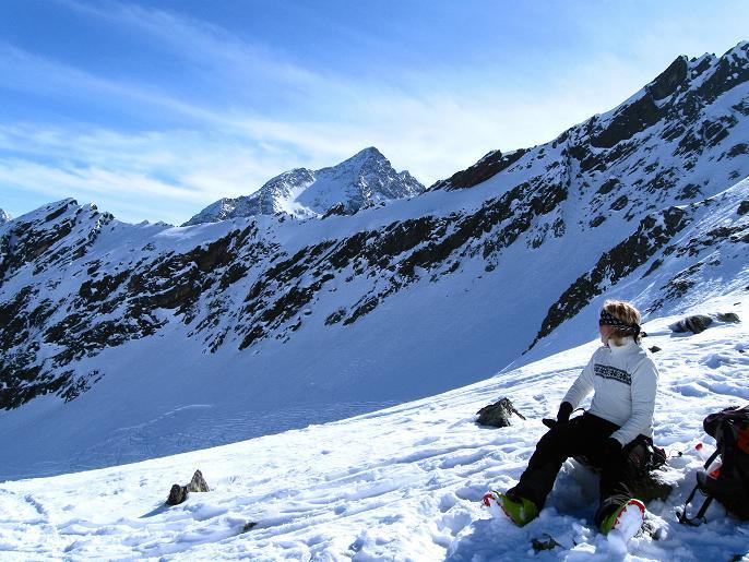 Foto: Andreas Koller / Ski Tour / Von Lüsens auf die Schöntalspitze (3008m) / 17.03.2011 20:47:52