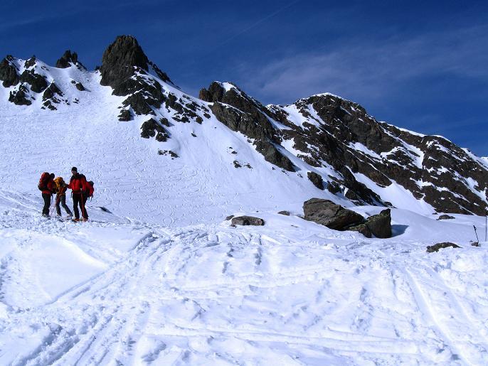 Foto: Andreas Koller / Ski Tour / Von Lüsens auf die Schöntalspitze (3008m) / 17.03.2011 20:47:26
