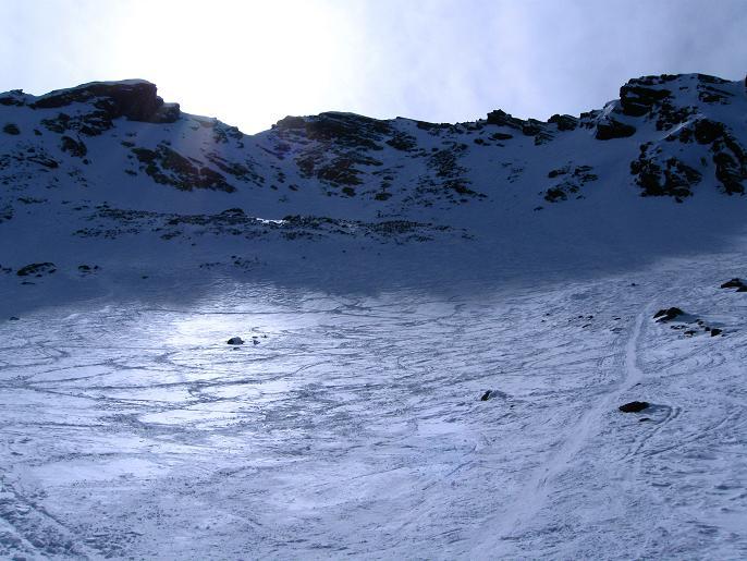 Foto: Andreas Koller / Ski Tour / Von Lüsens auf die Schöntalspitze (3008m) / Etwas unscheinbar die Schöntalspitze / 17.03.2011 20:47:16