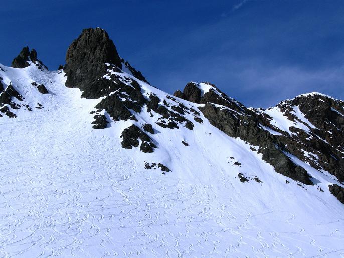 Foto: Andreas Koller / Ski Tour / Von Lüsens auf die Schöntalspitze (3008m) / 17.03.2011 20:46:00