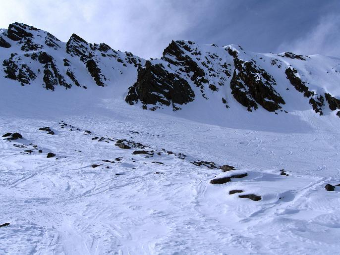 Foto: Andreas Koller / Ski Tour / Von Lüsens auf die Schöntalspitze (3008m) / 17.03.2011 20:44:45