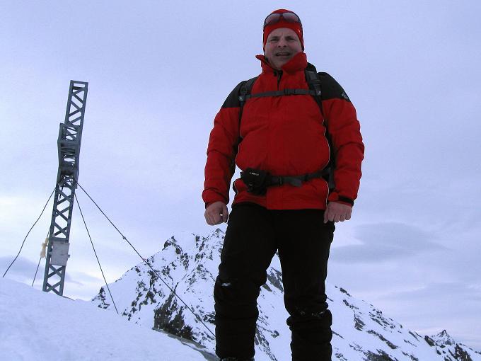Foto: Andreas Koller / Ski Tour / Von Lüsens auf die Schöntalspitze (3008m) / 17.03.2011 20:42:51