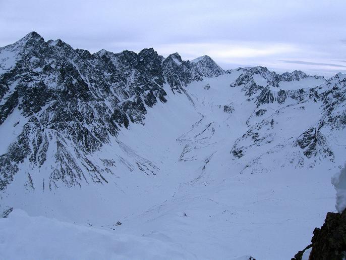 Foto: Andreas Koller / Ski Tour / Von Lüsens auf die Schöntalspitze (3008m) / 17.03.2011 20:42:41