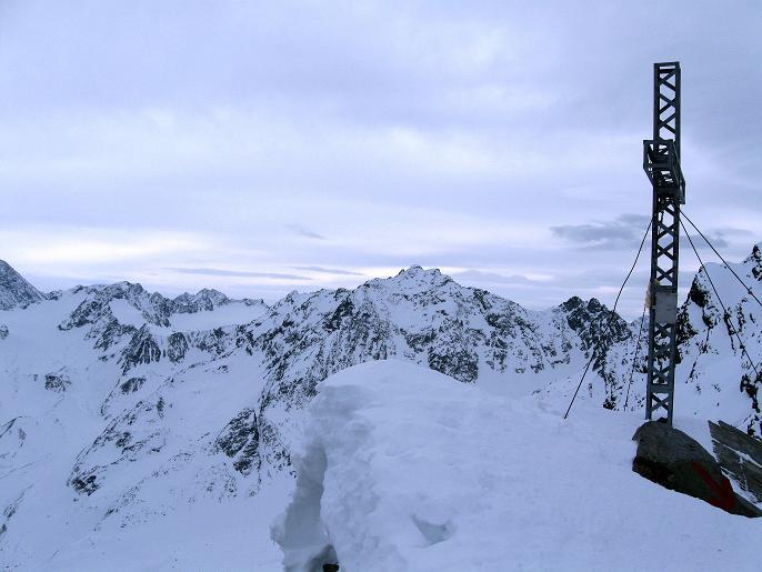 Foto: Andreas Koller / Ski Tour / Von Lüsens auf die Schöntalspitze (3008m) / 17.03.2011 20:42:33
