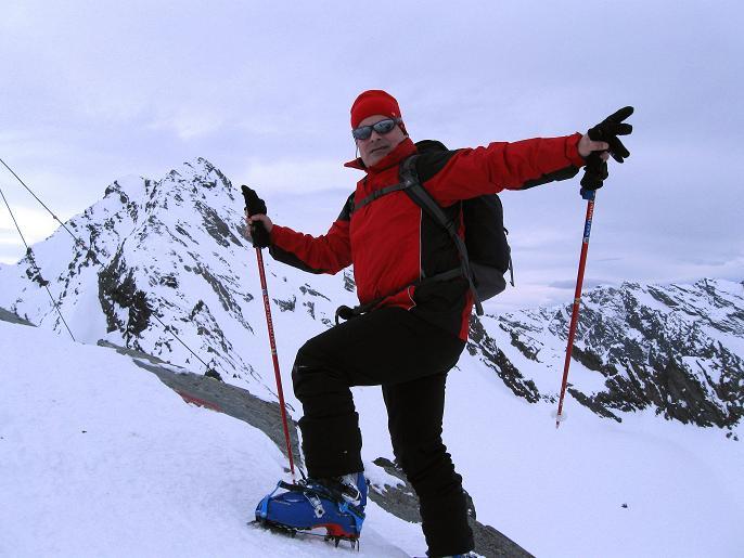 Foto: Andreas Koller / Ski Tour / Von Lüsens auf die Schöntalspitze (3008m) / 17.03.2011 20:41:57
