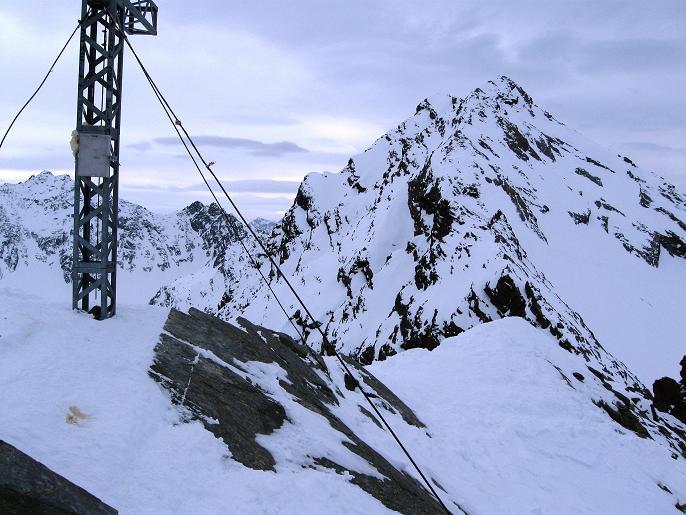 Foto: Andreas Koller / Ski Tour / Von Lüsens auf die Schöntalspitze (3008m) / 17.03.2011 20:41:15