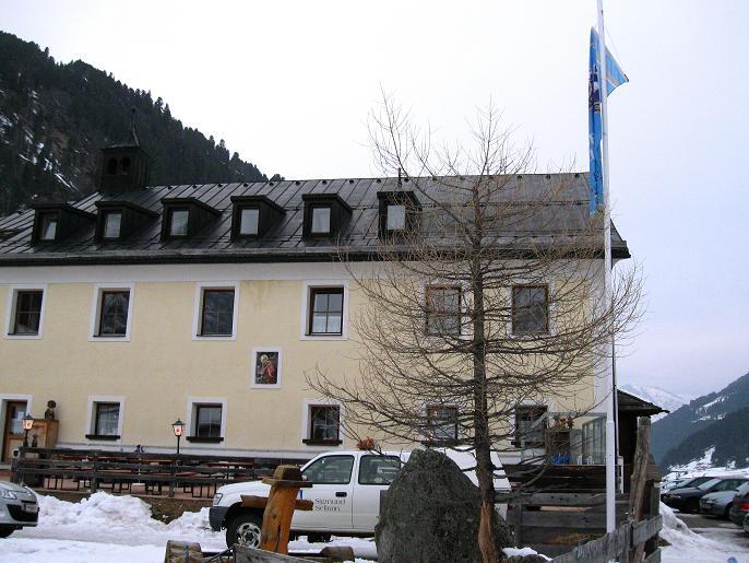 Foto: Andreas Koller / Ski Tour / Von Lüsens auf die Schöntalspitze (3008m) / Alpengasthof Lüsens / 17.03.2011 20:37:40
