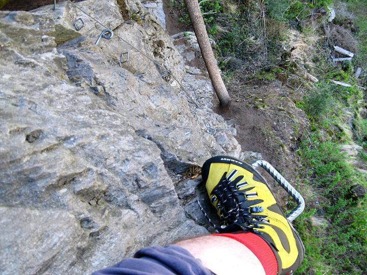 Klettersteig Huterlaner : Fotogalerie tourfotos fotos zur klettersteig tour huterlaner