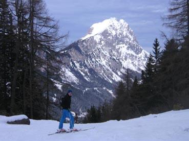 Foto: Datzberger Hans / Ski Tour / Lahnerleitenspitze und Hinkareck aus dem Radmertal / Seekar mit Lugauer. / 13.04.2011 23:09:31
