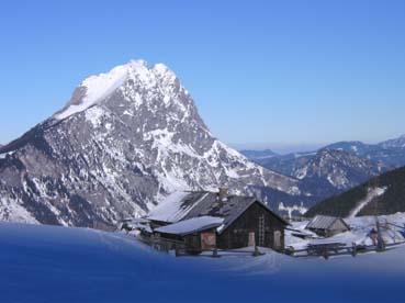 Foto: Datzberger Hans / Ski Tour / Lahnerleitenspitze und Hinkareck aus dem Radmertal / Seekaralm und Lugauer. / 13.04.2011 23:09:11