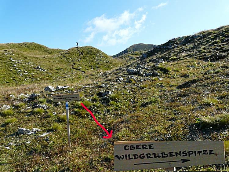 Foto: vince 51 / Wandertour / vom Spullersee auf die Obere Wildgrubenspitze und die Madlochspitze / 30.04.2011 23:04:01