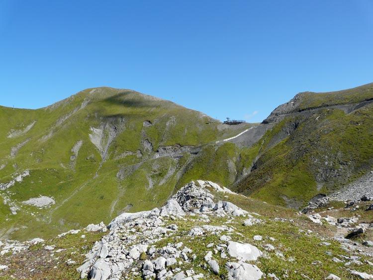 Foto: vince 51 / Wandertour / vom Spullersee auf die Obere Wildgrubenspitze und die Madlochspitze / Madlochspitze / 30.04.2011 22:41:18