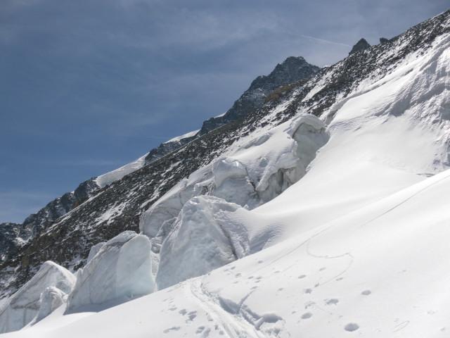 Foto: Wolfgang Lauschensky / Skitour / Glockner Umrundung / Umfahrung / Umrahmung / Ostblick zum Großglockner / 13.05.2011 08:20:05