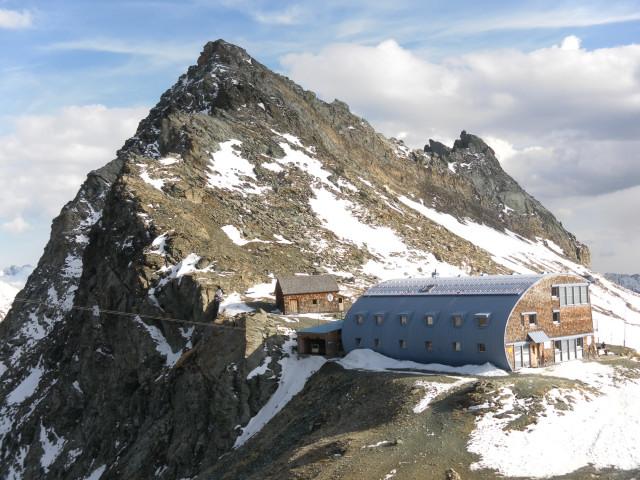 Foto: Wolfgang Lauschensky / Skitour / Glockner Umrundung / Umfahrung / Umrahmung / Stüdlhütte / 13.05.2011 08:17:52