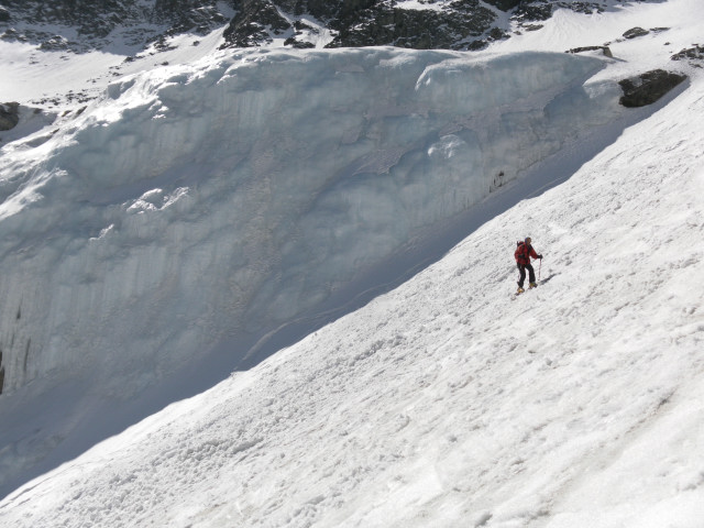 Foto: Wolfgang Lauschensky / Skitour / Glockner Umrundung / Umfahrung / Umrahmung / Gletscherausklang / 13.05.2011 08:14:49