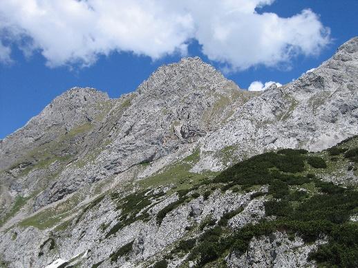 Klettersteig Ehrwald : Fotogalerie tourfotos fotos zur klettersteig tour leutasch
