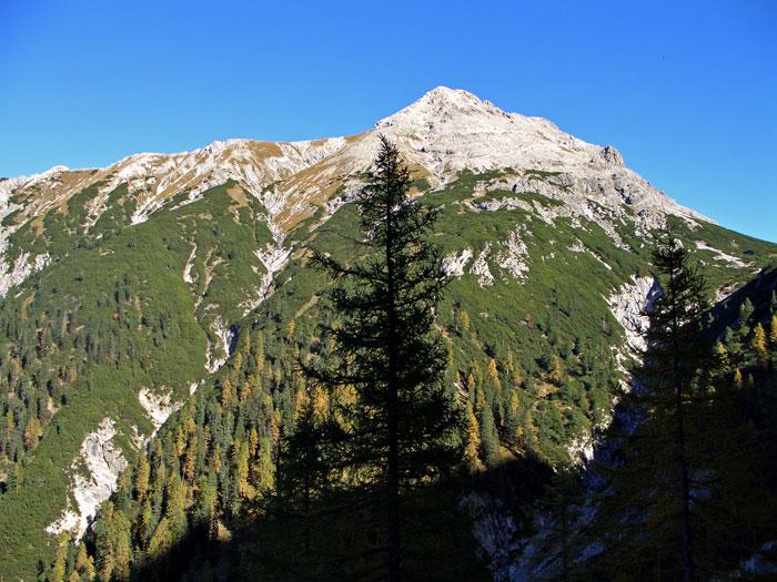 Foto: vince 51 / Wander Tour / durchs Rotlechtal auf den Loreakopf / 08.06.2011 22:58:29