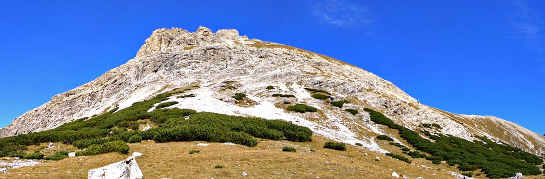 Foto: vince 51 / Wander Tour / durchs Rotlechtal auf den Loreakopf / Loreakopf vom Loregg-Joch (Am Kragen) / 08.06.2011 22:58:02