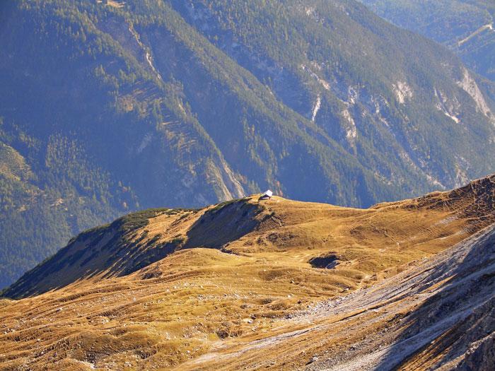 Foto: vince 51 / Wander Tour / durchs Rotlechtal auf den Loreakopf / Lorea-Hütte / 08.06.2011 22:55:48