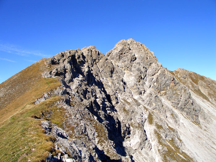 Foto: vince 51 / Wander Tour / durchs Rotlechtal auf den Loreakopf / 08.06.2011 22:55:17