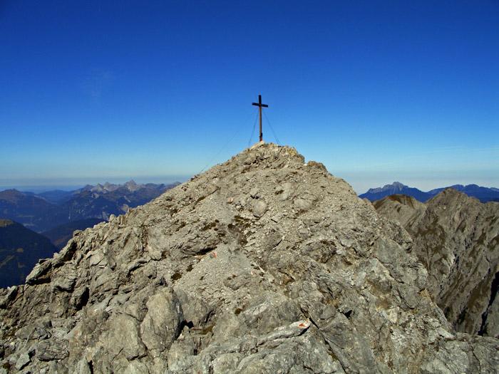 Foto: vince 51 / Wander Tour / durchs Rotlechtal auf den Loreakopf / 08.06.2011 22:54:32