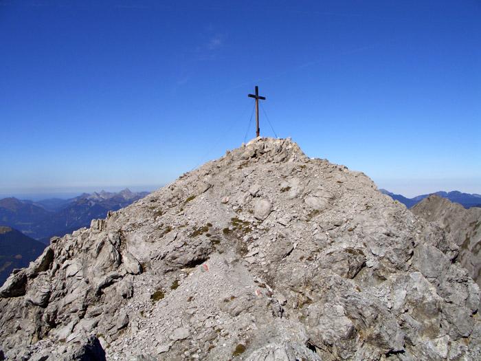 Foto: vince 51 / Wander Tour / durchs Rotlechtal auf den Loreakopf / 08.06.2011 22:52:31