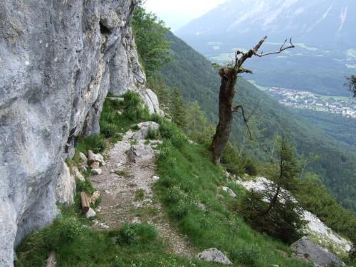 Foto: hofchri / Wandertour / Hochstaufen (1771 m) über Steinerne Jäger (I+) / ab hier wird es anspruchsvoller / 09.06.2011 21:41:47