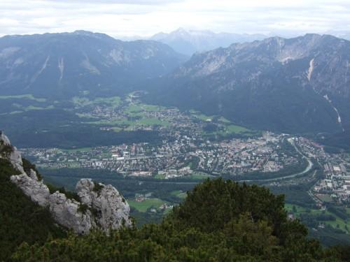 Foto: hofchri / Wandertour / Hochstaufen (1771 m) über Steinerne Jäger (I+) / zur schönen Aussicht / 09.06.2011 21:43:08
