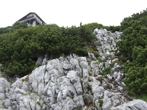 Foto: hofchri / Wandertour / Hochstaufen (1771 m) über Steinerne Jäger (I+) / anspruchsvolles Gehgelände / 09.06.2011 21:47:05