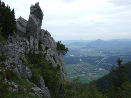 Foto: hofchri / Wandertour / Hochstaufen (1771 m) über Steinerne Jäger (I+) / auch nicht schlecht die Aussicht / 09.06.2011 21:49:17