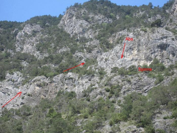 Klettersteig C : Fotogalerie tourfotos fotos zur klettersteig tour crazy eddy
