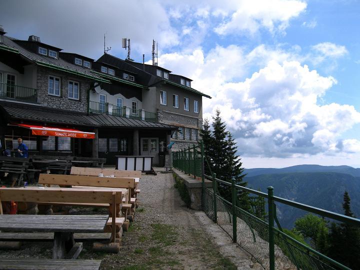 Klettersteig Rax : Fotogalerie tourfotos fotos zur klettersteig tour kronich