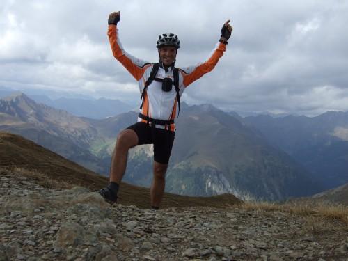 Foto: hofchri / Mountainbiketour / Strickberg (2553 m) und Marchkinkele (2545 m) von Winnebach / Mit dem Bike selten so hoch oben / 19.06.2011 22:03:02