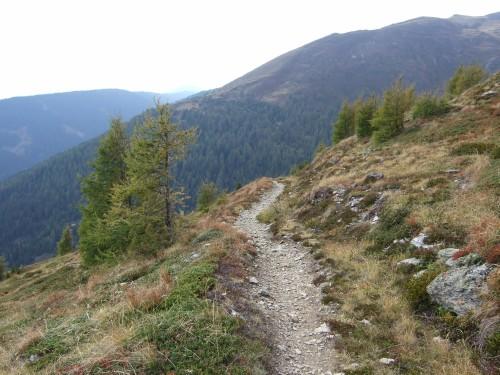 Foto: hofchri / Mountainbiketour / Strickberg (2553 m) und Marchkinkele (2545 m) von Winnebach / sensationell / 19.06.2011 22:06:55