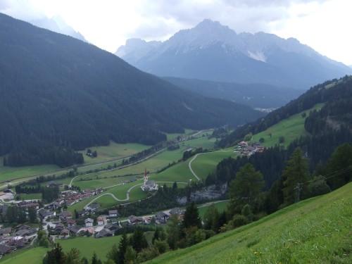Foto: hofchri / Mountainbiketour / Strickberg (2553 m) und Marchkinkele (2545 m) von Winnebach / stinkende Bremsbeläge nach Winnebach / 19.06.2011 22:07:38