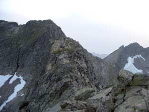 Foto: Datzi / Wandertour / Überschreitung Kieseck - Waldhorn (Biwak) über die Sonntagskarseen und Klafferkessel / Der gut markierte Weg zum Kieseckgipfel / 26.06.2011 11:14:46
