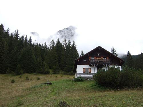 """Foto: hofchri / Klettersteigtour / Wagendrischlhorn (2252 m) über """"Wagendrischlhorn-Klettersteig"""" / Zustieg von der Mayrberg über Jagdhütte Hochgscheid / 29.06.2011 22:26:29"""