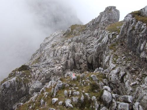 """Foto: hofchri / Klettersteigtour / Wagendrischlhorn (2252 m) über """"Wagendrischlhorn-Klettersteig"""" / Gehgelände zum Klettersteig / 29.06.2011 22:30:12"""